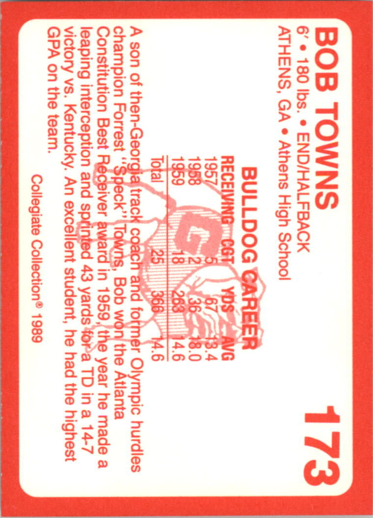 1989-Georgia-200-Football-Card-Pick thumbnail 193