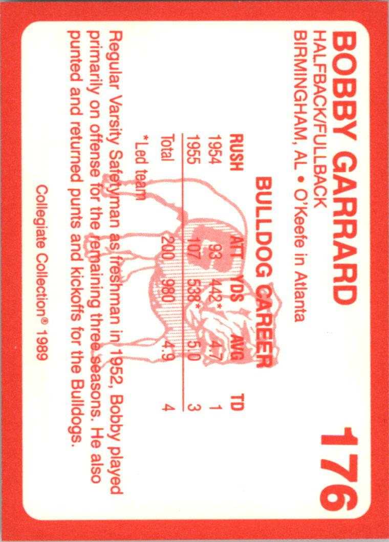 1989-Georgia-200-Football-Card-Pick thumbnail 199