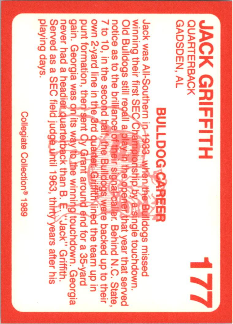 1989-Georgia-200-Football-Card-Pick thumbnail 201