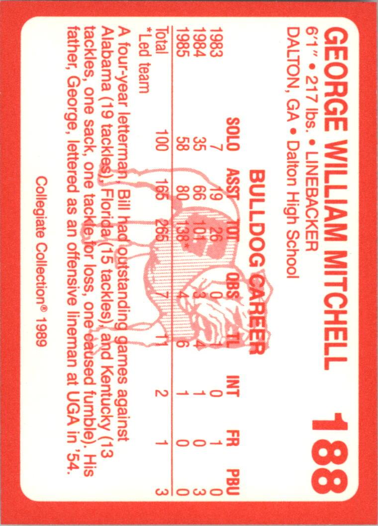 1989-Georgia-200-Football-Card-Pick thumbnail 219