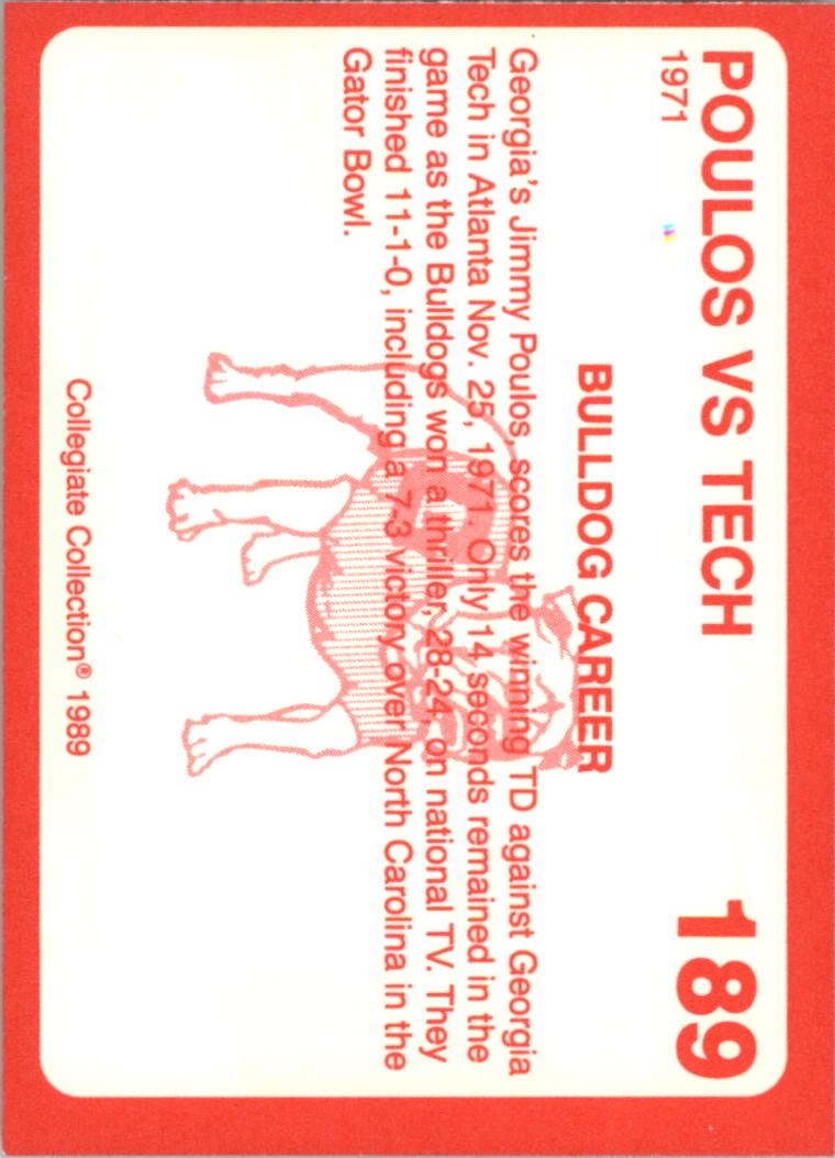 1989-Georgia-200-Football-Card-Pick thumbnail 221