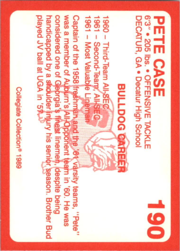 1989-Georgia-200-Football-Card-Pick thumbnail 223