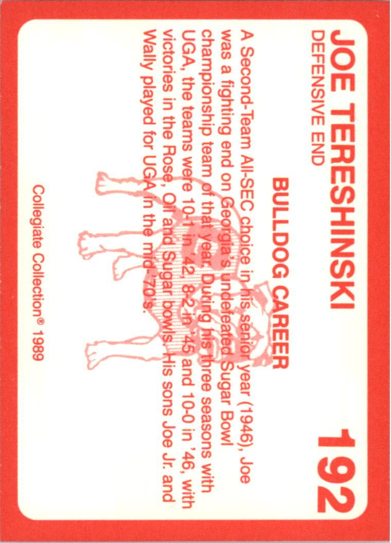 1989-Georgia-200-Football-Card-Pick thumbnail 225