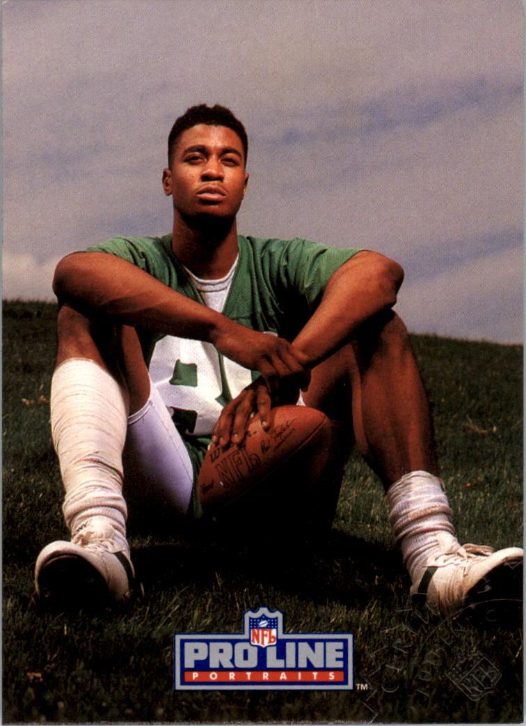 1991 Pro Line Portraits Autographs #175 Rob Moore back image