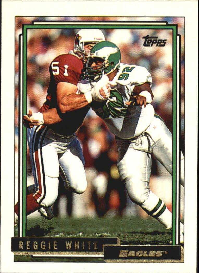 1992 Topps Gold #162 Reggie White