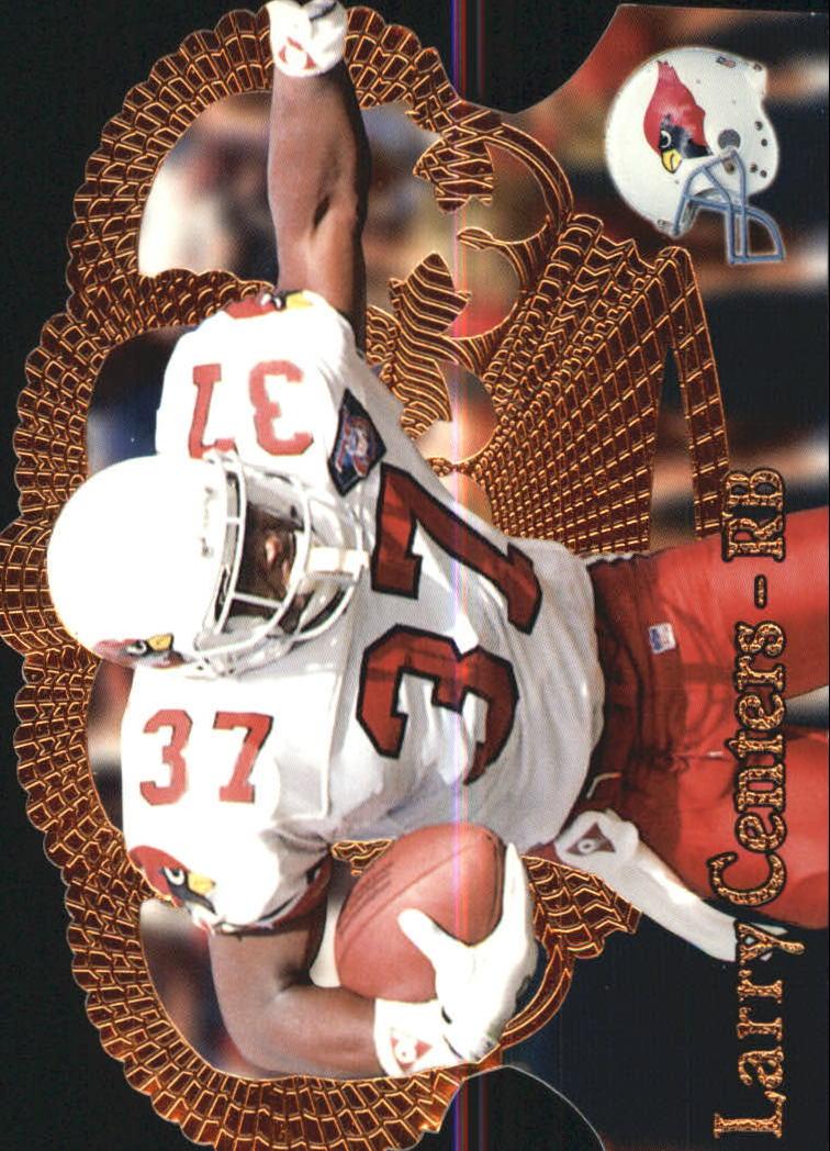 1995 Crown Royale Copper #59 Larry Centers