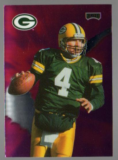 1998 Playoff Prestige Checklists #10 Brett Favre