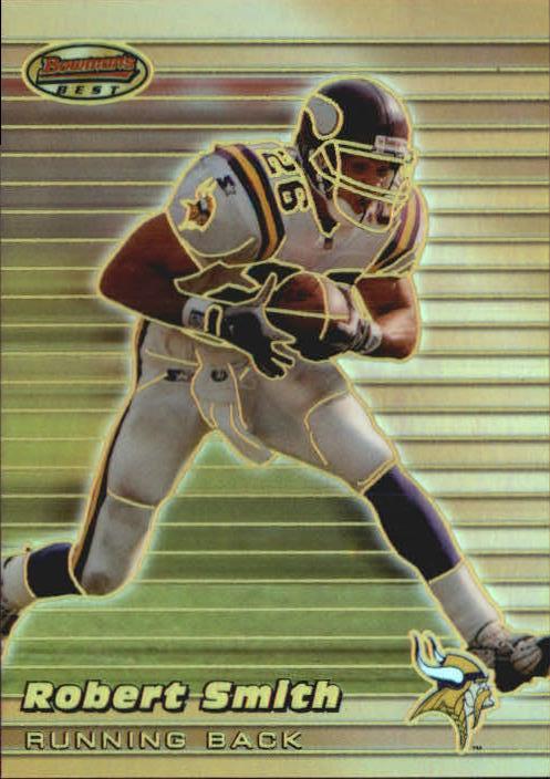 1999 Bowman's Best Refractors #3 Robert Smith