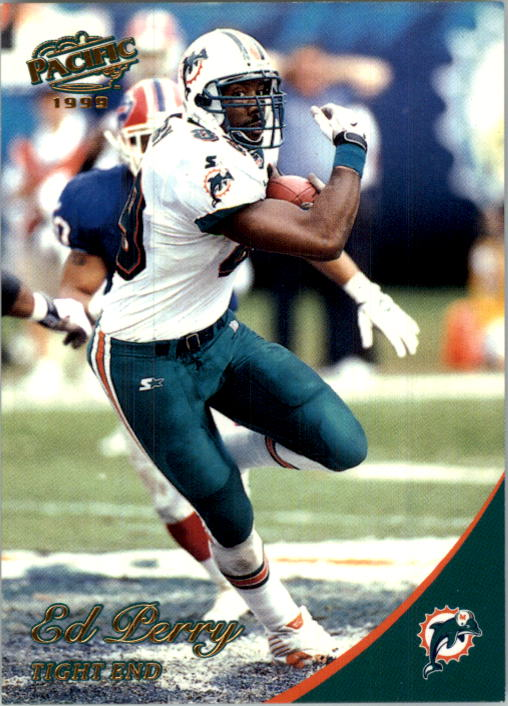 1999 Pacific Gold #212 Ed Perry