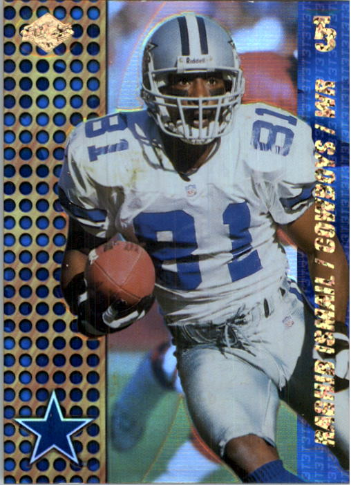 2000 Collector's Edge T3 HoloPlatinum #38 Rocket Ismail