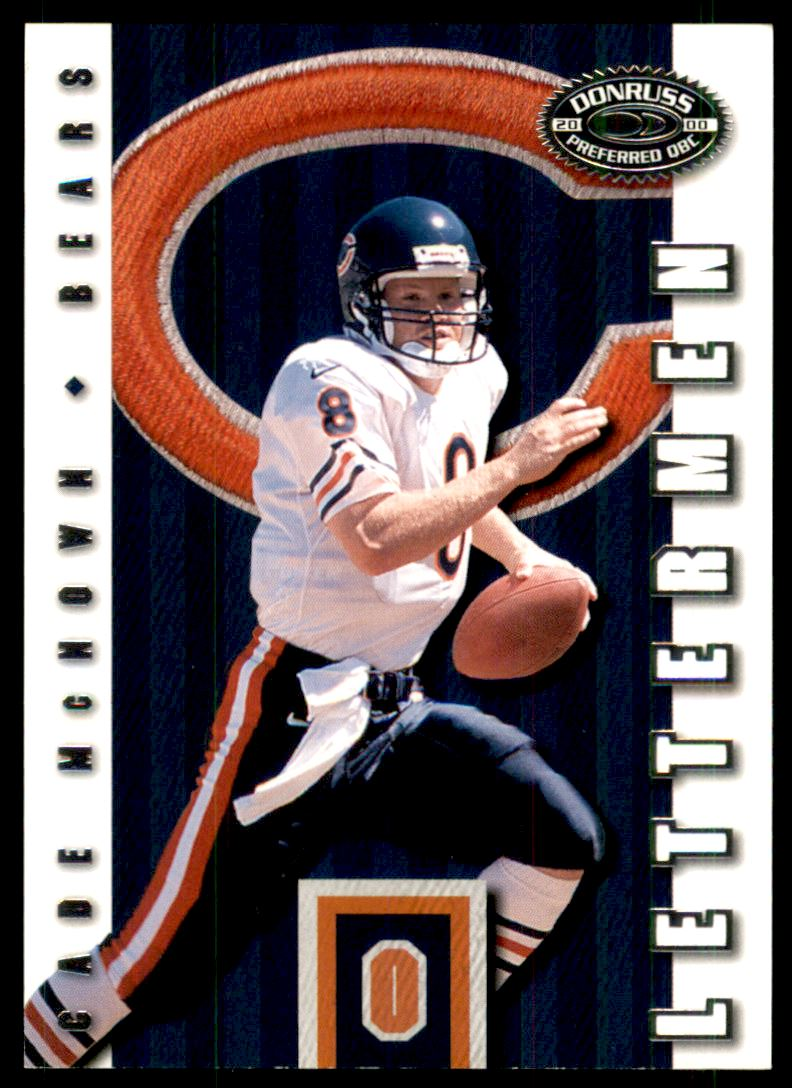 1999 Topps #353 Cade McNown Chicago Bears RC Rookie Football Card Amerikaans voetbal