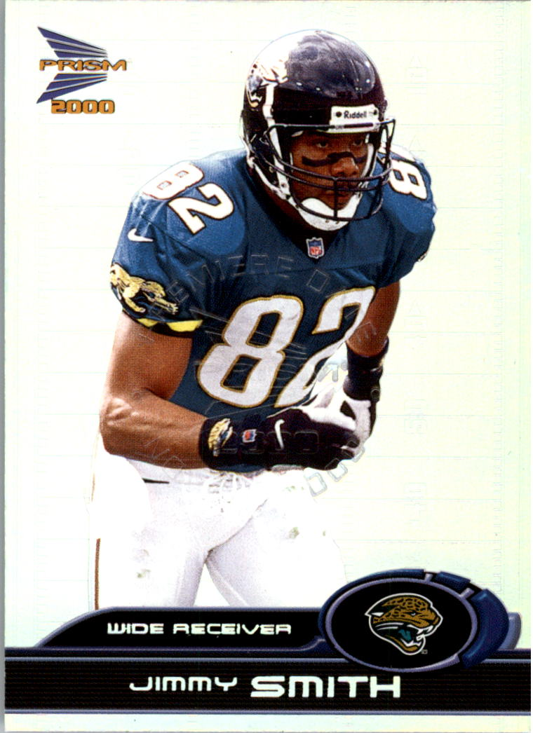 2000 Pacific Prism Prospects Premiere Date #42 Jimmy Smith