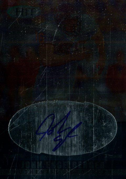 2000 SAGE HIT Autographs Diamond #16 John Engelberger
