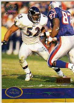 2001 Pacific Retail LTD #39 Ray Lewis
