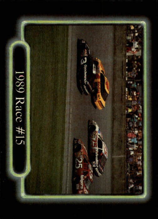 1990 Maxx Glossy #183 Earnhardt/R.Wilson/Shepherd/Schrader Cars