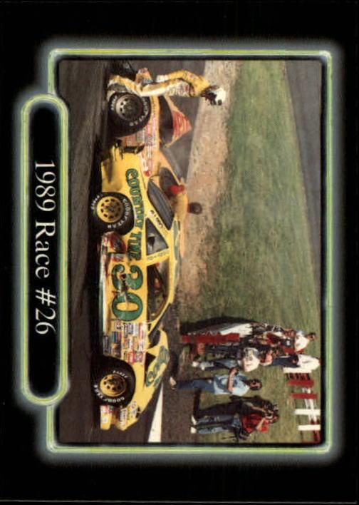 1990 Maxx Glossy #194 Michael Waltrip/Phil Parsons Cars YR