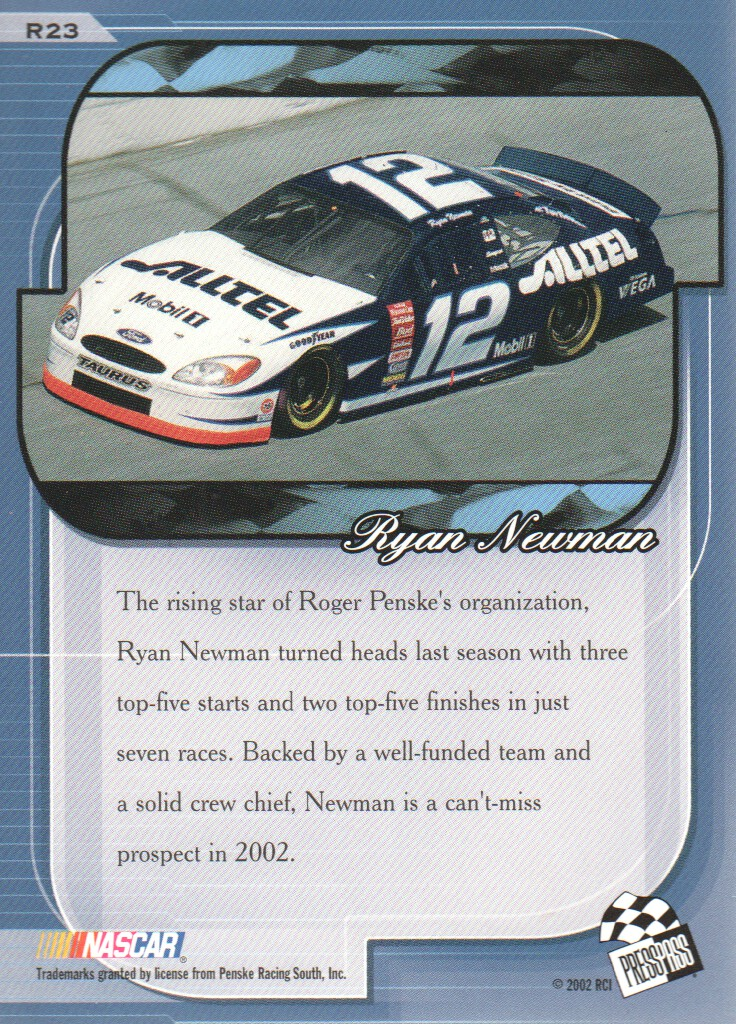 2002-Press-Pass-Premium-Parallels-NASCAR-Racing-Cards-Pick-From-List thumbnail 11