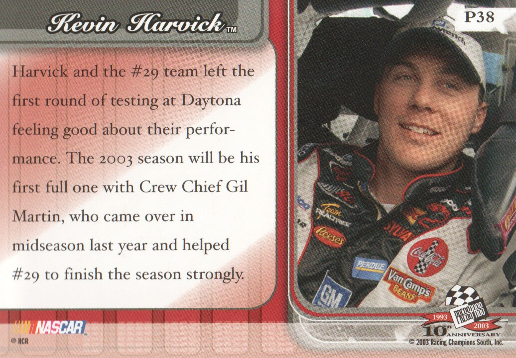 2003-Press-Pass-Premium-Parallels-NASCAR-Racing-Cards-Pick-From-List thumbnail 45