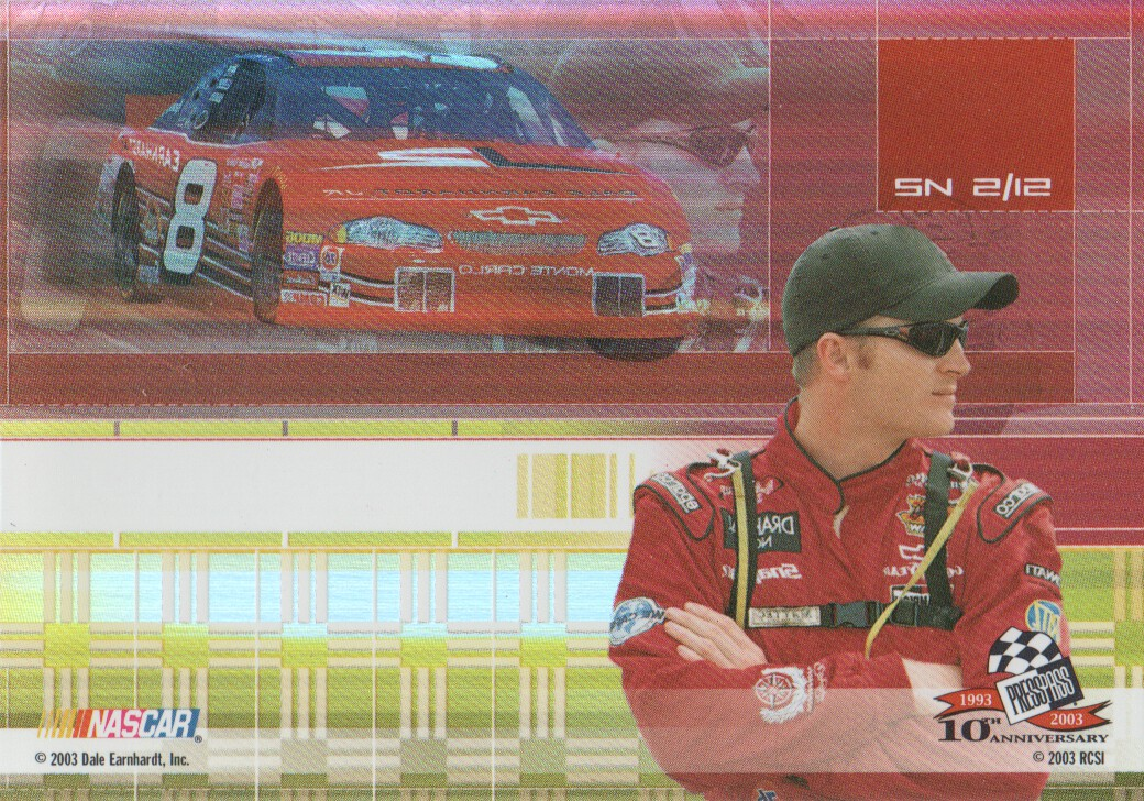 2003-Press-Pass-Eclipse-Inserts-NASCAR-Racing-Cards-Pick-From-List thumbnail 43