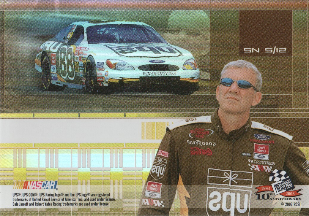 2003-Press-Pass-Eclipse-Inserts-NASCAR-Racing-Cards-Pick-From-List thumbnail 45