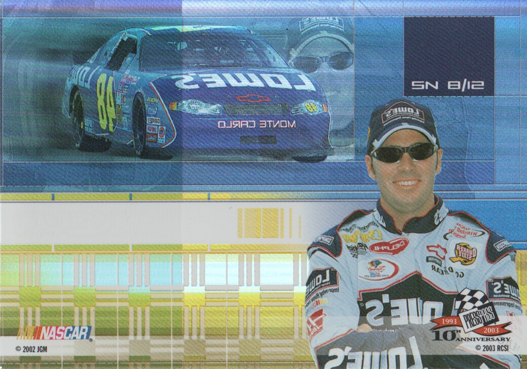 2003-Press-Pass-Eclipse-Inserts-NASCAR-Racing-Cards-Pick-From-List thumbnail 51