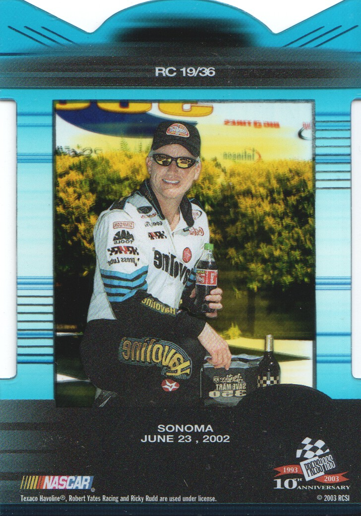 2003-Press-Pass-Eclipse-Inserts-NASCAR-Racing-Cards-Pick-From-List thumbnail 23