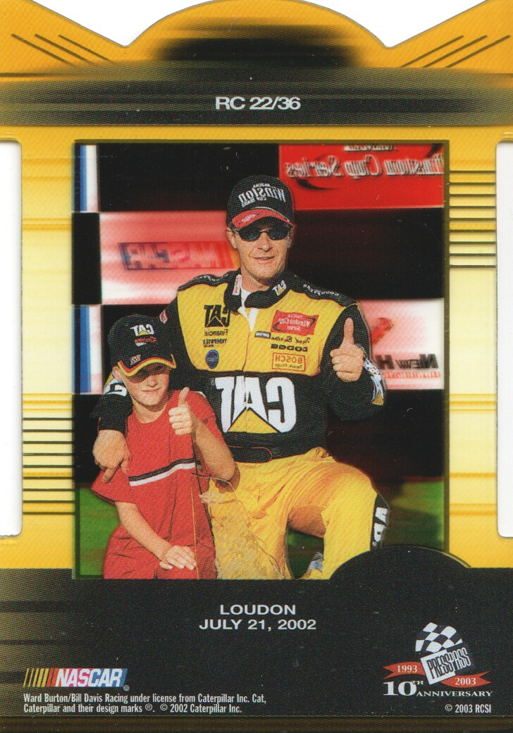 2003-Press-Pass-Eclipse-Inserts-NASCAR-Racing-Cards-Pick-From-List thumbnail 25