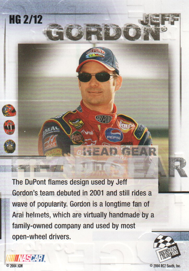 2004-VIP-Inserts-NASCAR-Racing-Cards-Pick-From-List thumbnail 7