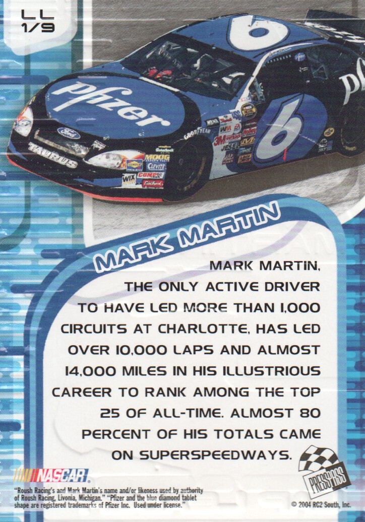 2004-VIP-Inserts-NASCAR-Racing-Cards-Pick-From-List thumbnail 13