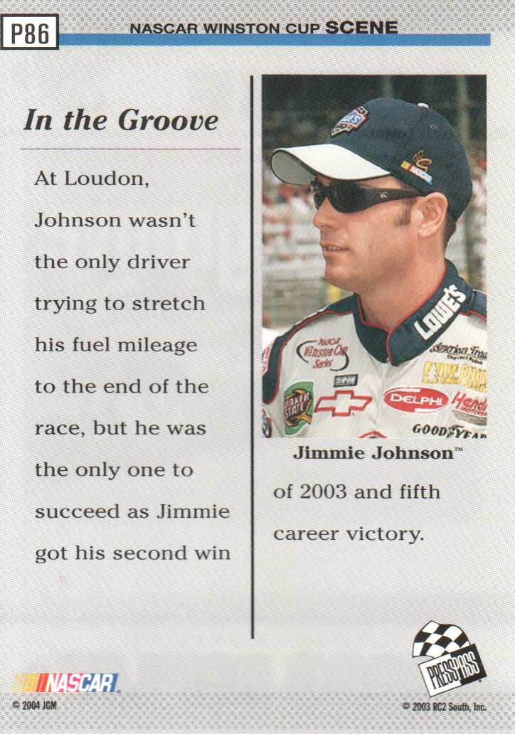 2004-Press-Pass-Parallels-NASCAR-Racing-Cards-Pick-From-List thumbnail 77