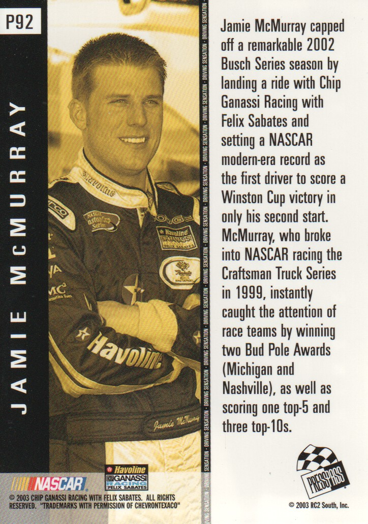 2004-Press-Pass-Parallels-NASCAR-Racing-Cards-Pick-From-List thumbnail 81