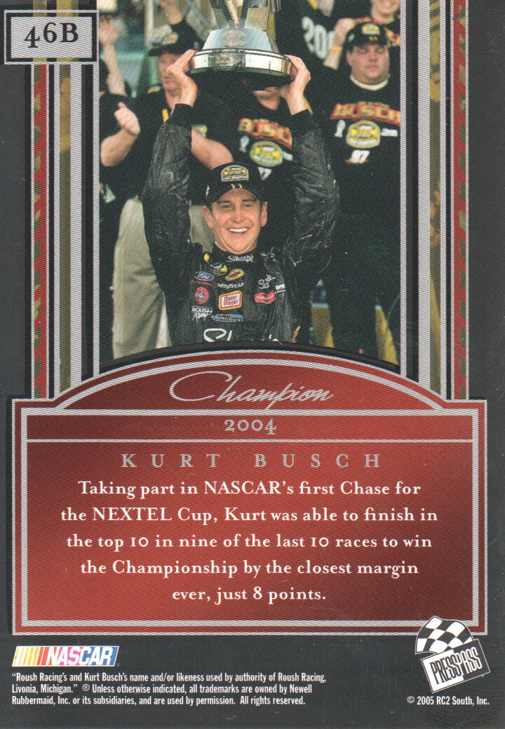 2005-Press-Pass-Legends-Parallels-NASCAR-Racing-Cards-Pick-From-List thumbnail 35