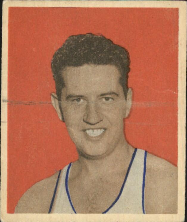 1948 Bowman #6 Bob Feerick RC