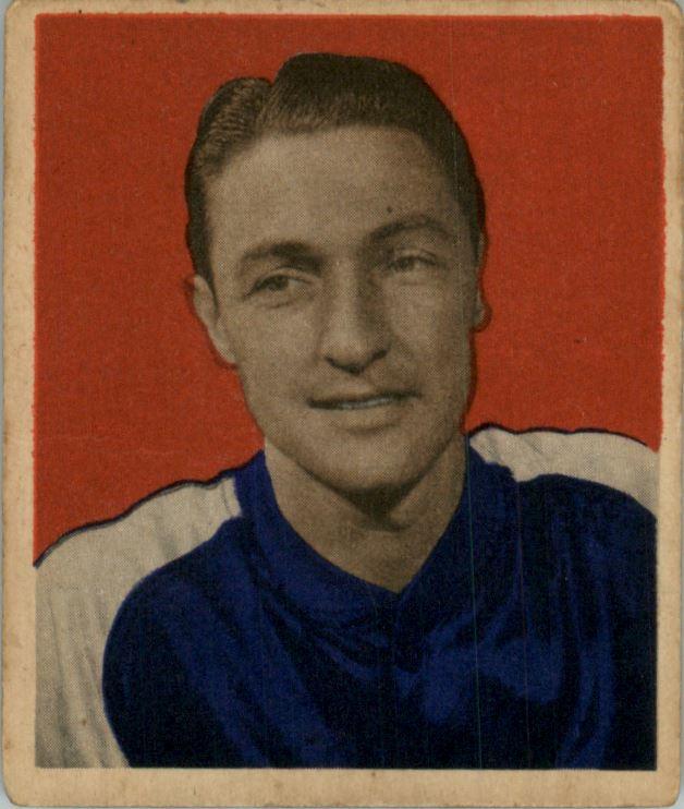 1948 Bowman #15 Bruce Hale RC