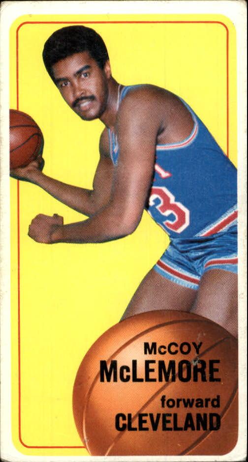 1970-71 Topps #19 McCoy McLemore