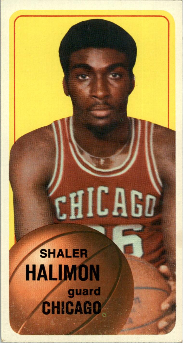1970-71 Topps #127 Shaler Halimon