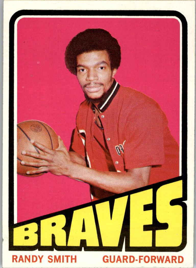 1972-73 Topps #8 Randy Smith RC