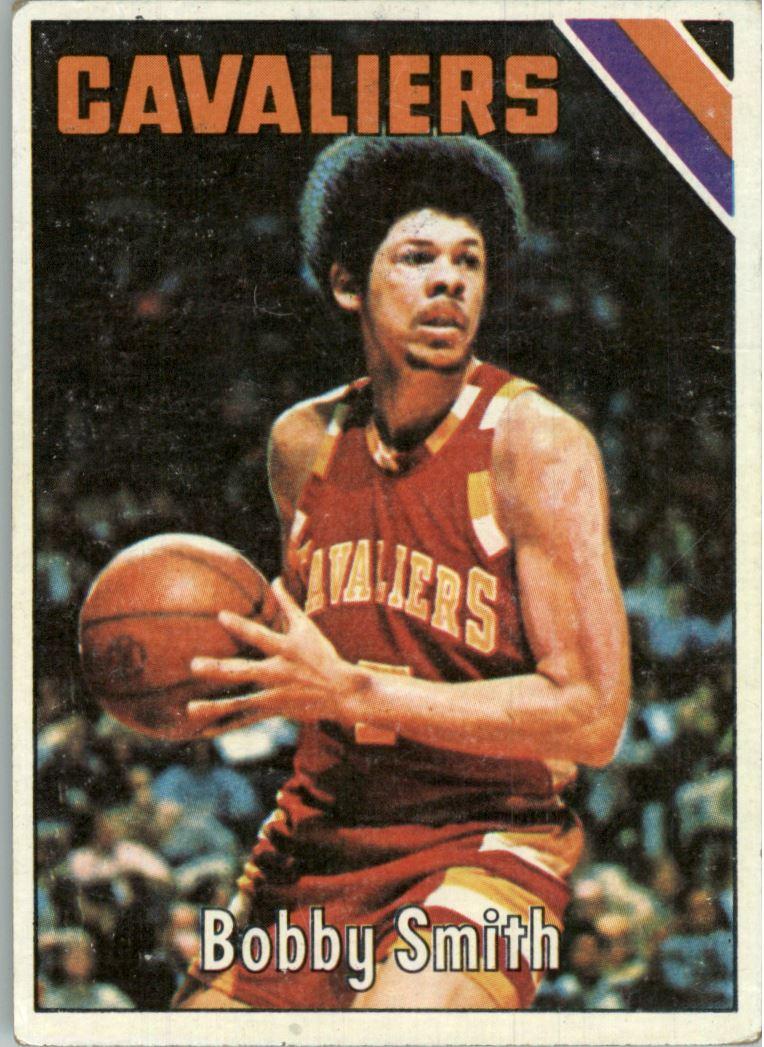 1975-76 Topps #175 Bobby Smith DP
