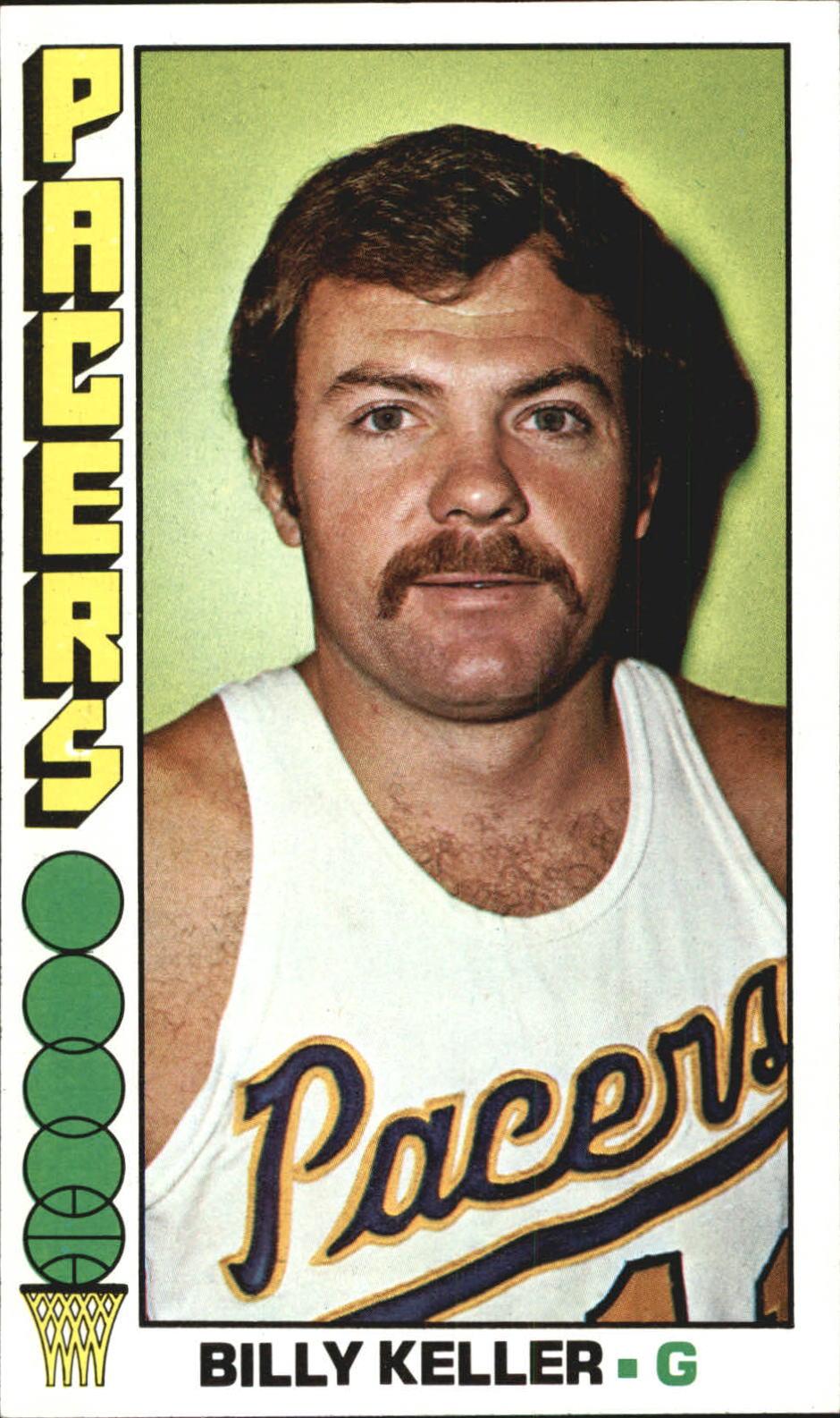 1976-77 Topps #13 Billy Keller