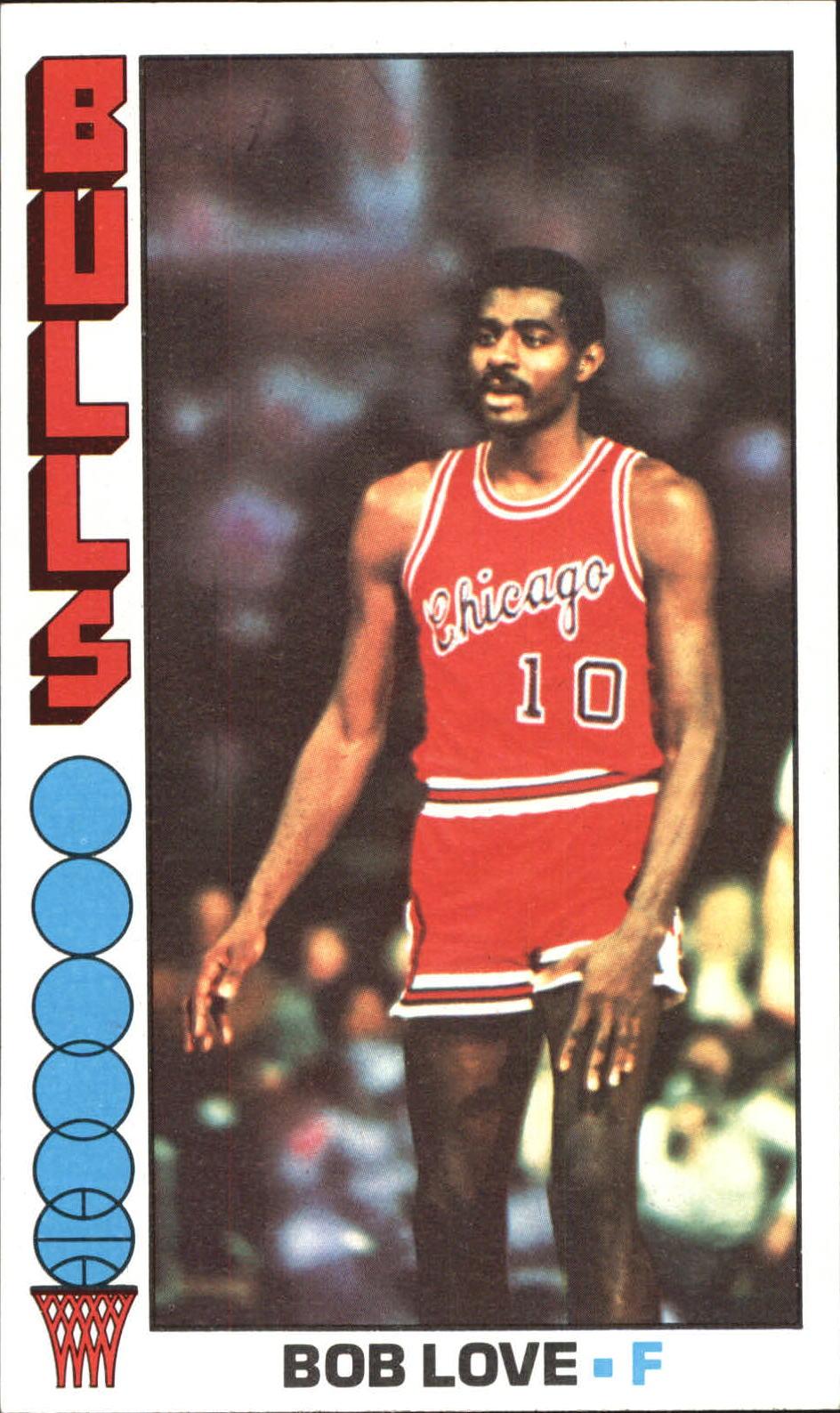 1976-77 Topps #45 Bob Love