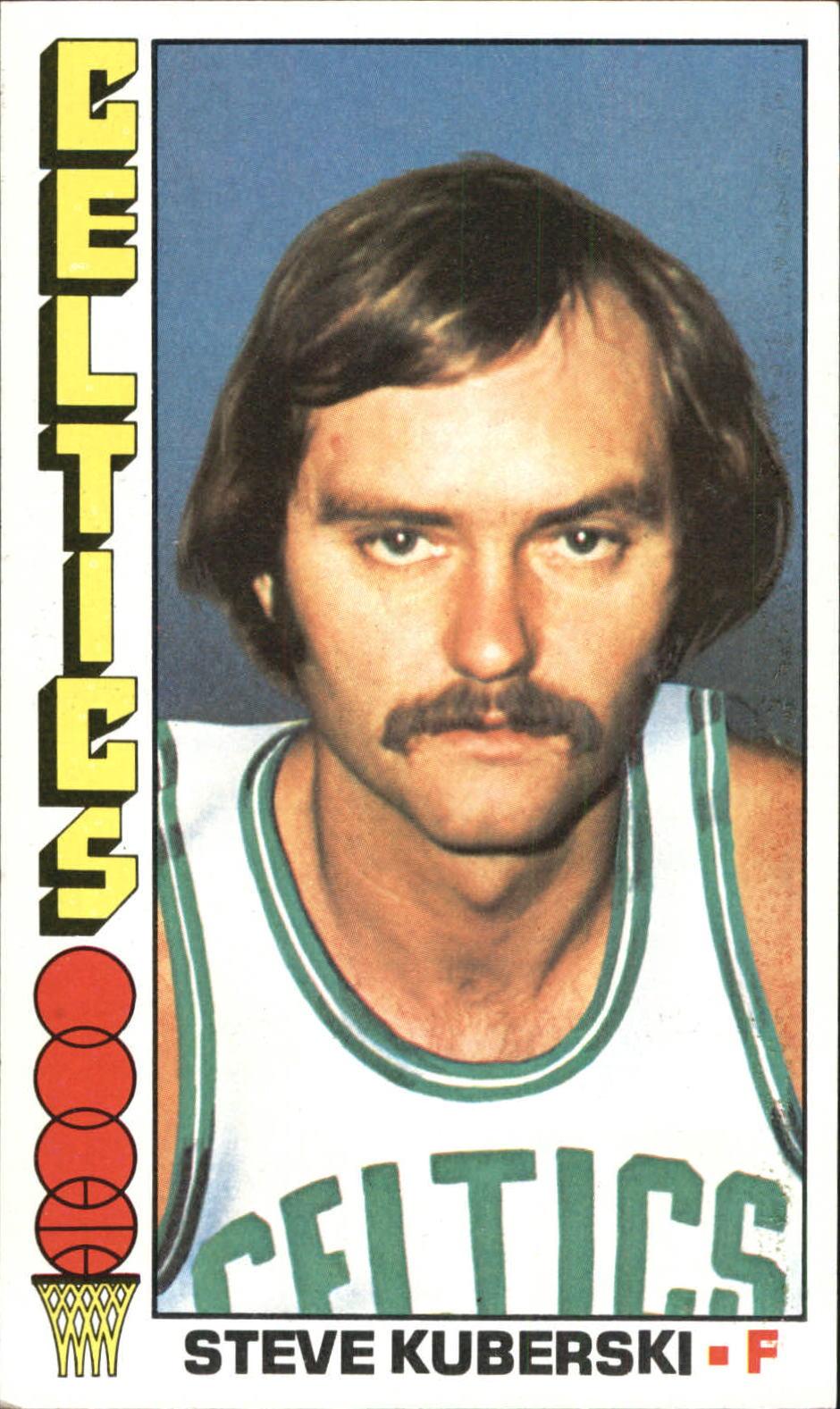 1976-77 Topps #54 Steve Kuberski