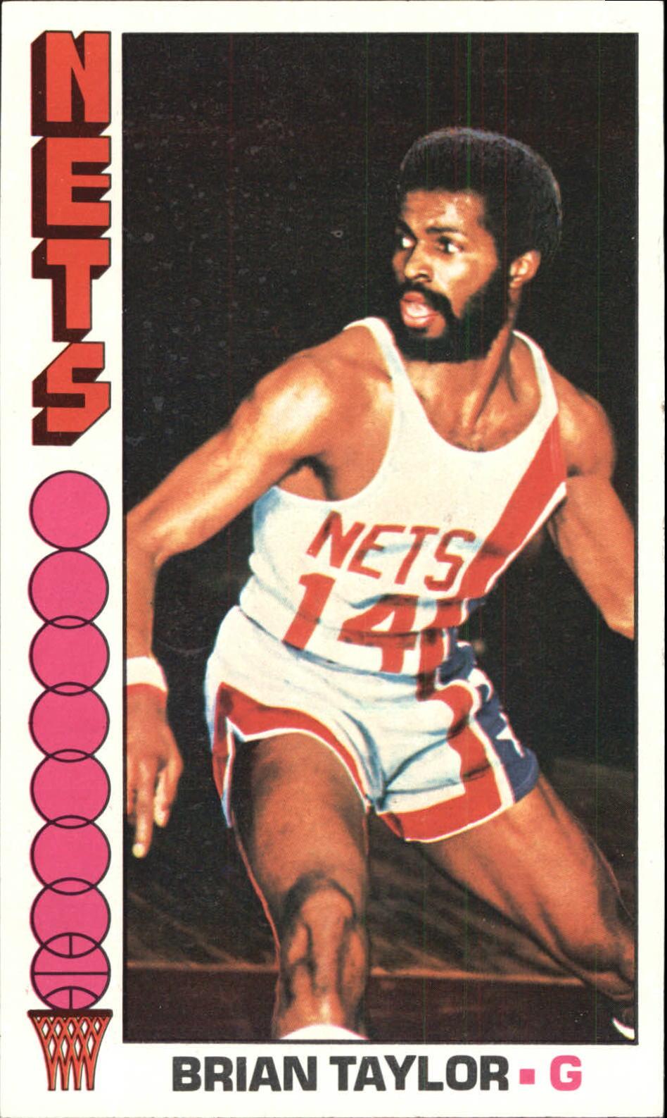 1976-77 Topps #73 Brian Taylor