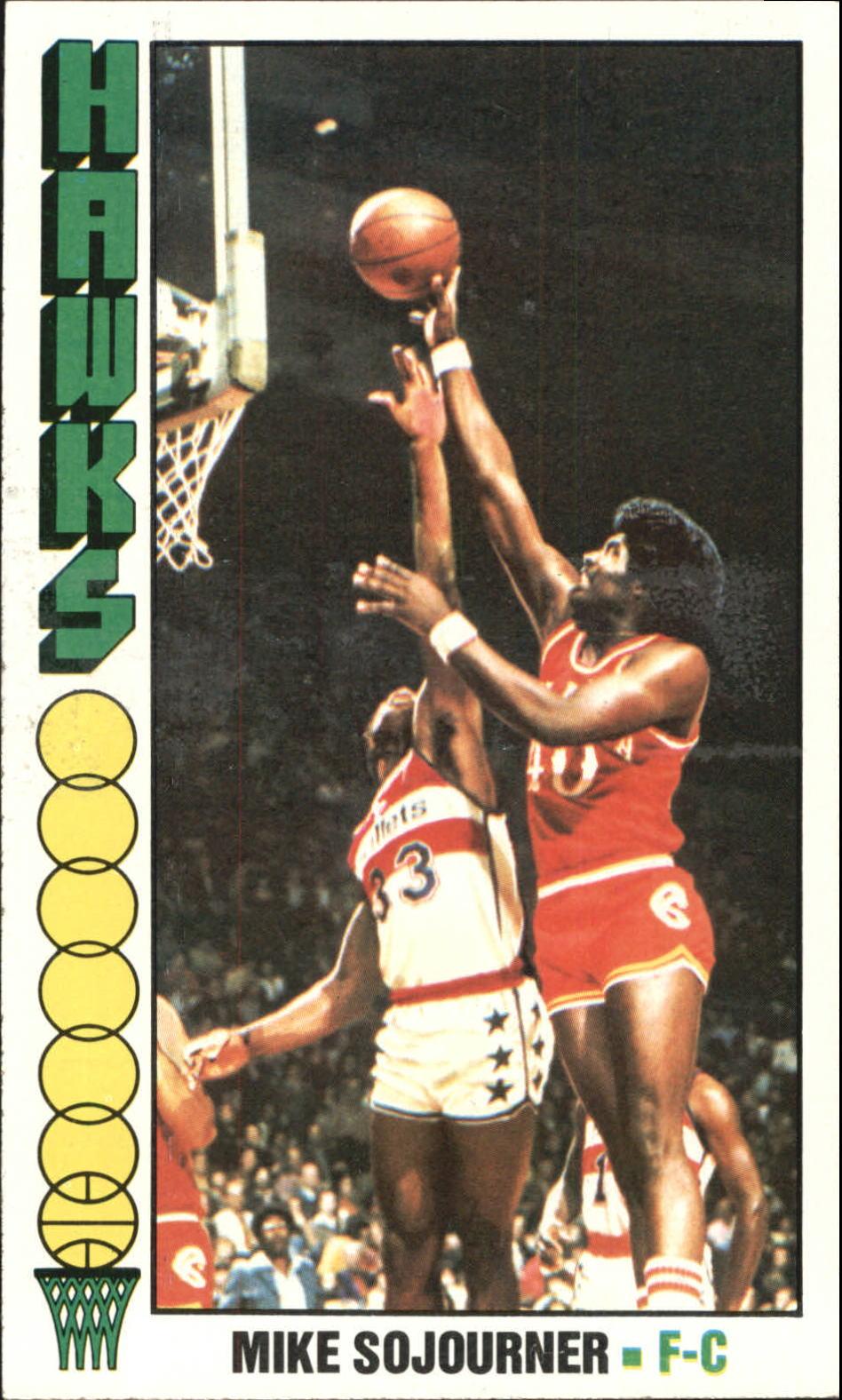 1976-77 Topps #79 Mike Sojourner