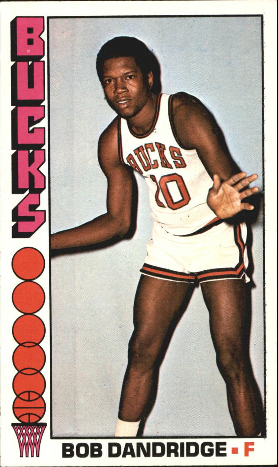 1976-77 Topps #81 Bob Dandridge