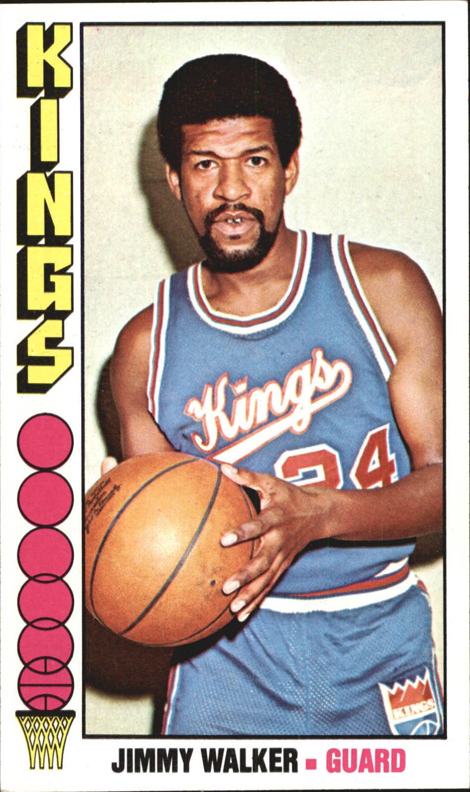 1976-77 Topps #92 Jimmy Walker