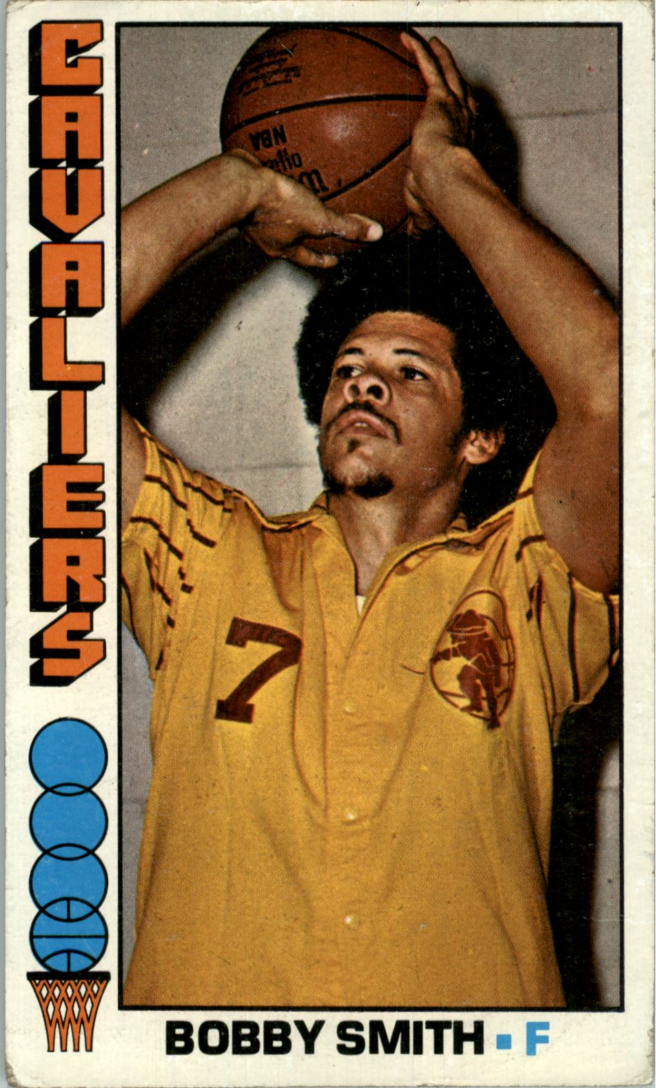 1976-77 Topps #114 Bobby Smith