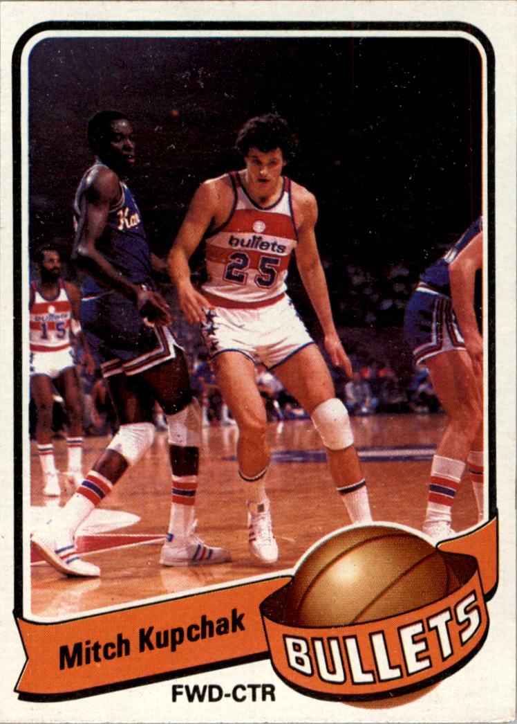 1979-80 Topps #2 Mitch Kupchak
