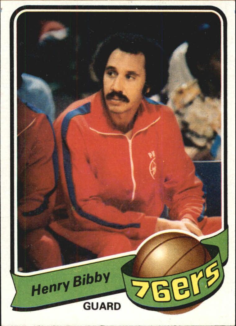 1979-80 Topps #3 Henry Bibby