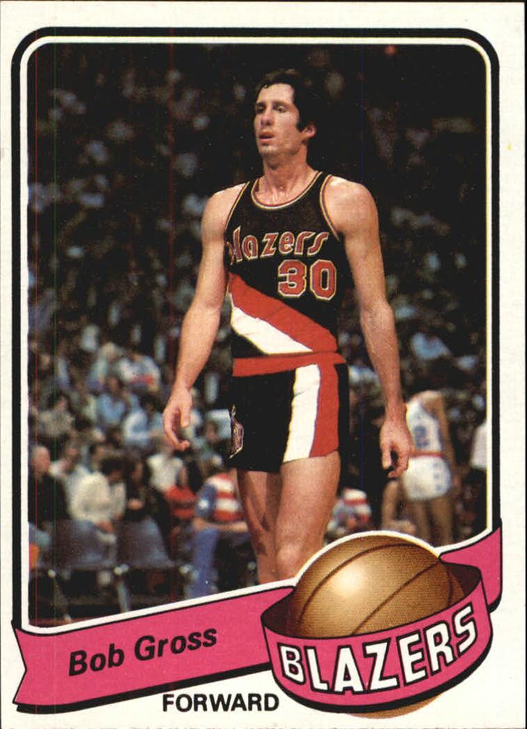 1979-80 Topps #4 Bob Gross