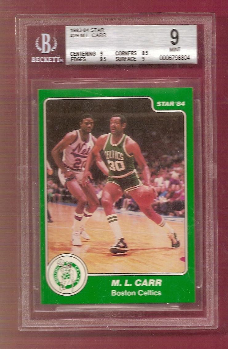 Verzamelkaarten: sport 1983-84 Star #65 Ernie Grunfeld New York Knicks RC Rookie Basketball Card Basketbal
